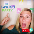 "Trading Spaces Premiere and I'm Hosting a ""Swatch Party"""