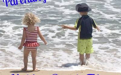 Parenting Sanity Savers- Life Hacks for Taking Your Kids to the Beach